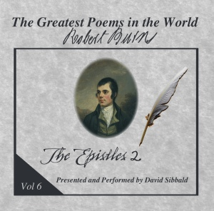 The Epistles II Front Cover 1444 x 1428